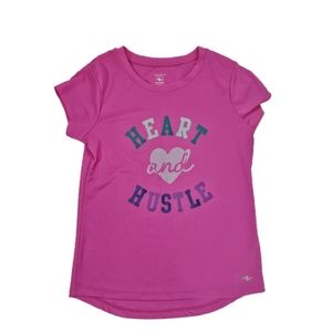Athletic Works Heart Hustle Graphic Shirt
